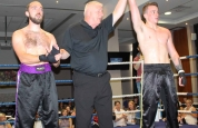Mariusz Chlebowshi wins over Donaghy-bell