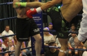 Tomescu kicks out at Smith in Belfast