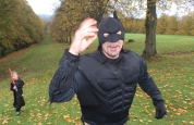 Batman at ProKick Halloween