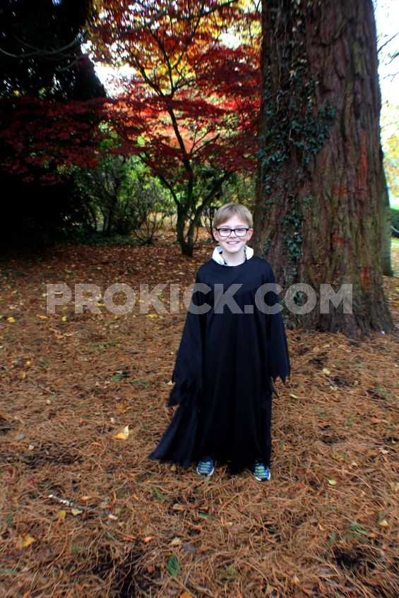 Harry Potter at ProKick Halloween day