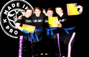 New  Lady Purple Belts