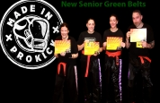 New Green Belts