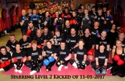 New Level 2 ProKick Sparring course