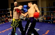 Right uppercut by Swann