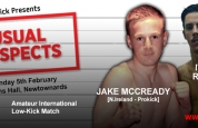 Prokick Usual Suspects Jake McCready