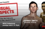 Prokick Usual Suspects #JohnnySwiftSmith