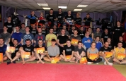 ProKick Main Group on Grading Day
