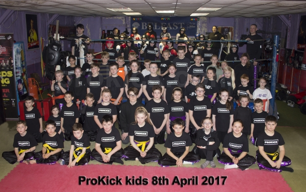 ProKick Saturday class