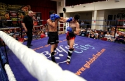 Cross punches