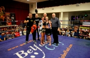 Fighters & coaches