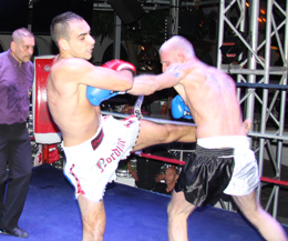 WKN Kickboxing Event In Corsica - VIDEO ADDED - Prokick News