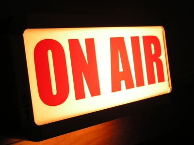 On air - Billy Murray talks with to BFBS Radio